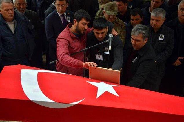 Şehit Enver Buğur Adana'da uğurlandı