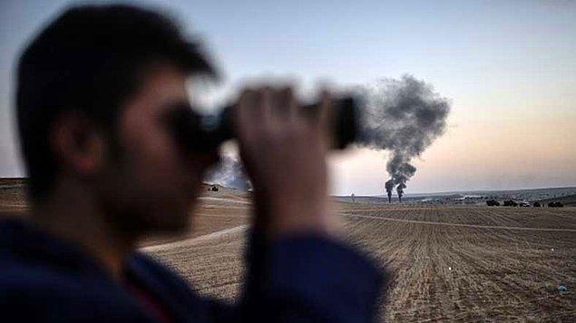 TSK, PYD'nin Azez'deki hedeflerini vurdu