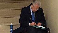 İtalya'da Gündem Yaratan Fotoğraf: Hastane Sırasında Bekleyen Başbakan