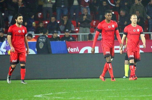 Mersin İdmanyurdu 2-1 Galatasaray