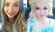 Prenses Elbiselerine 14.000$ Para Harcayan Kızın Aşık Olunası 6 Disney Prensesi Tiplemesi