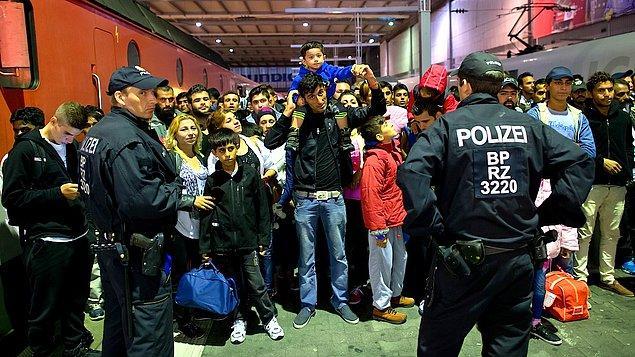 'Almanya'da mülteciler konusunda samimi gayret var'