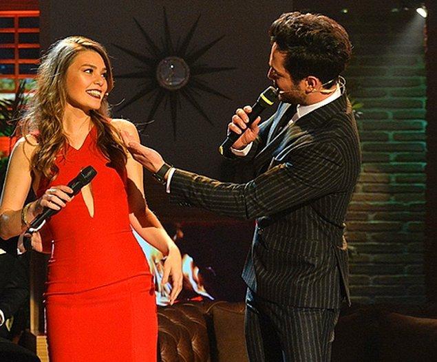 Sevgililer Günü'ne yakışır cinsten, yepyeni bir aşk ile açılışımızı yapalım: Murat Boz&Aslı Enver!