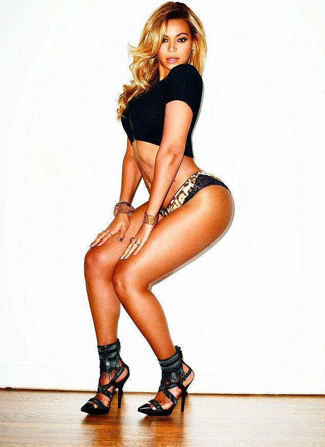 23. Beyonce