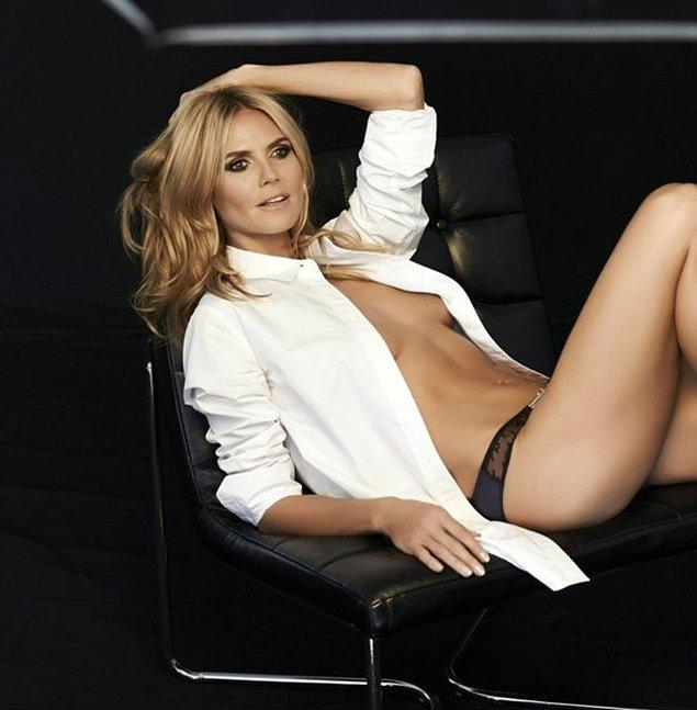 10. Heidi Klum