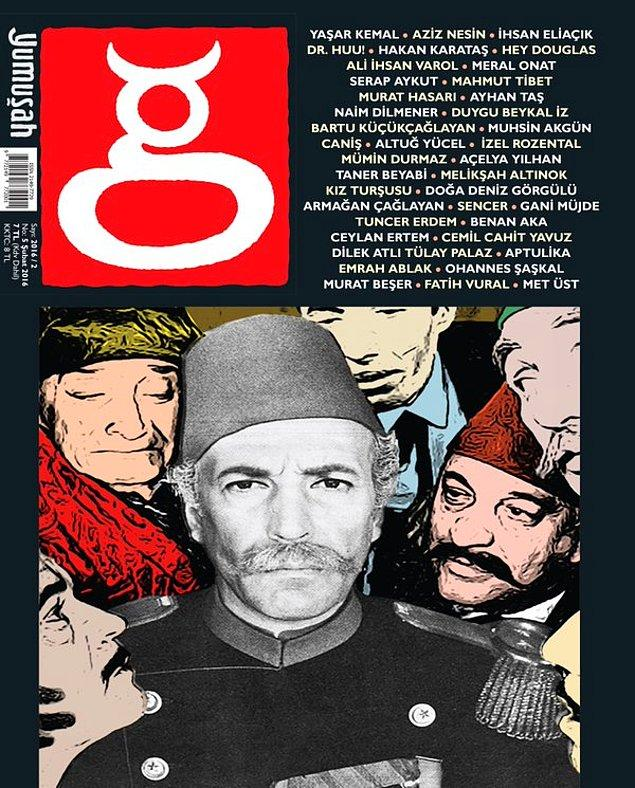 7. yumuşah g - Aylık paldır kültür dergisi