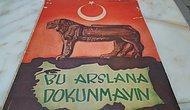 Atatürk'ün Yarı Çıplak Tasviri Bulunan İtalyanlara Atarlandığımız Bu Dergi Sizi Şaşırtacak