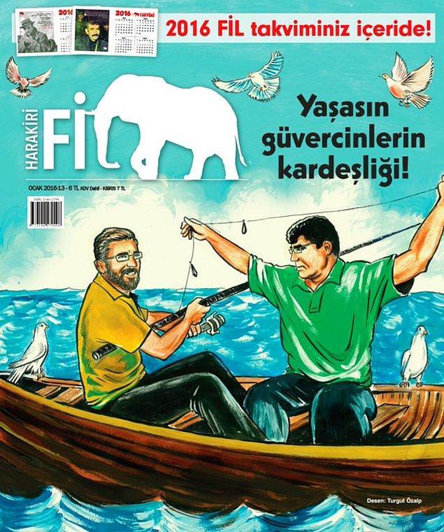 3. Fil Dergisi - Deveden büyük fil var