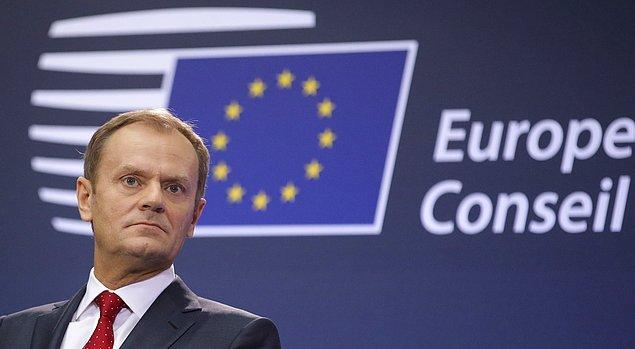 Tusk: 'Düşünce özgürlüğünü müzakere etmeyiz'