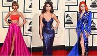 Kırmızı Halı Alarmı: Grammy Ödül Töreni'nin Şık ve Rüküşlerini Seçiyoruz!