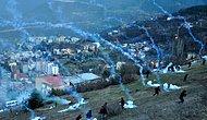Cerattepe'de Halk Haykırıyor: #ArtvindeMadenCinayettir!