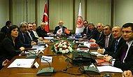 Anayasa Uzlaşma Komisyonu Dağıldı
