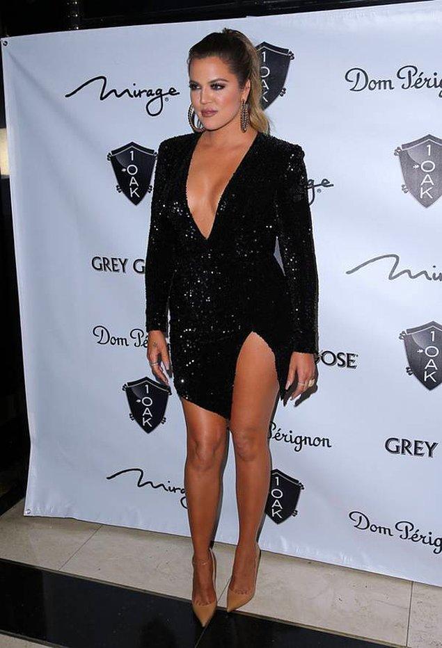 14. Khloe Kardashian