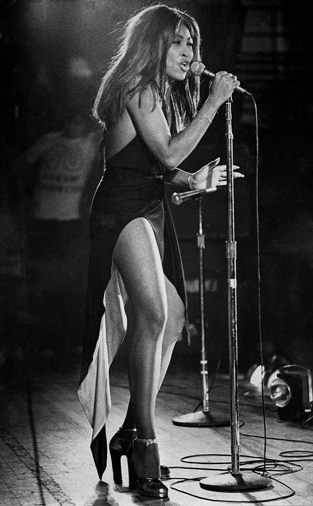 2. Tina Turner