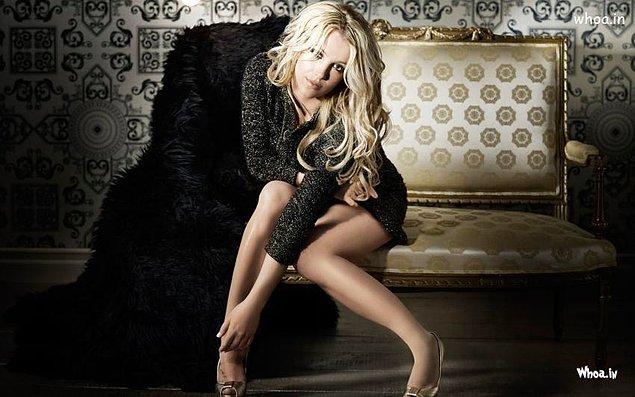5. Britney Spears