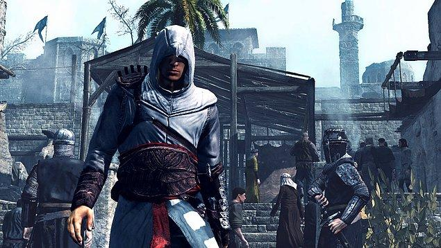 8. Assassin's Creed