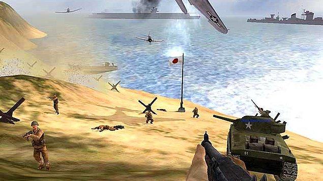 7. Battlefield 1942