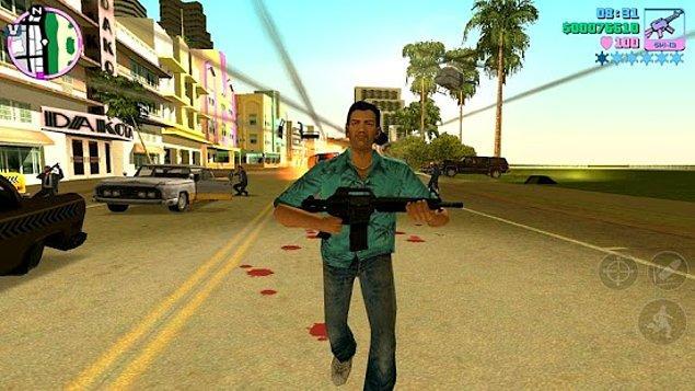 18. GTA Vice City