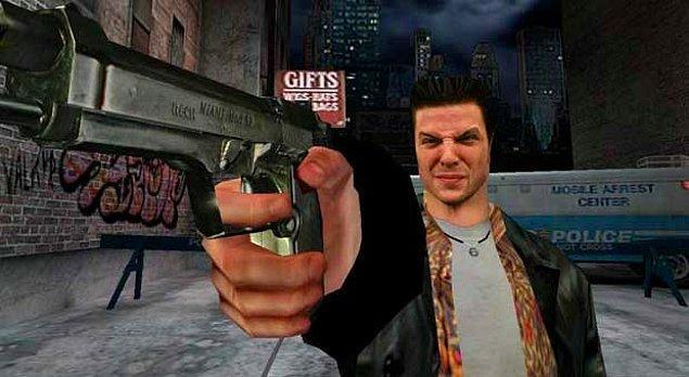 11. Max Payne
