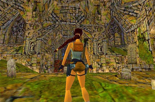 15. Tomb Raider