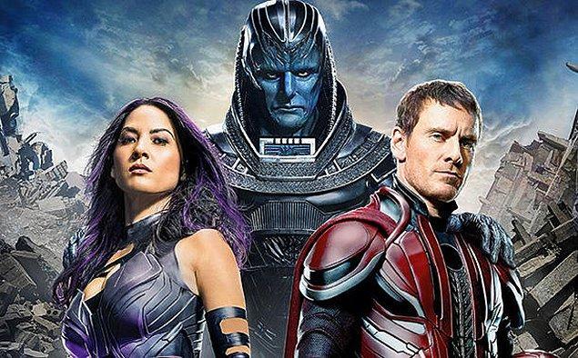 4. X-Men: Apocalypse (27 Mayıs 2016)