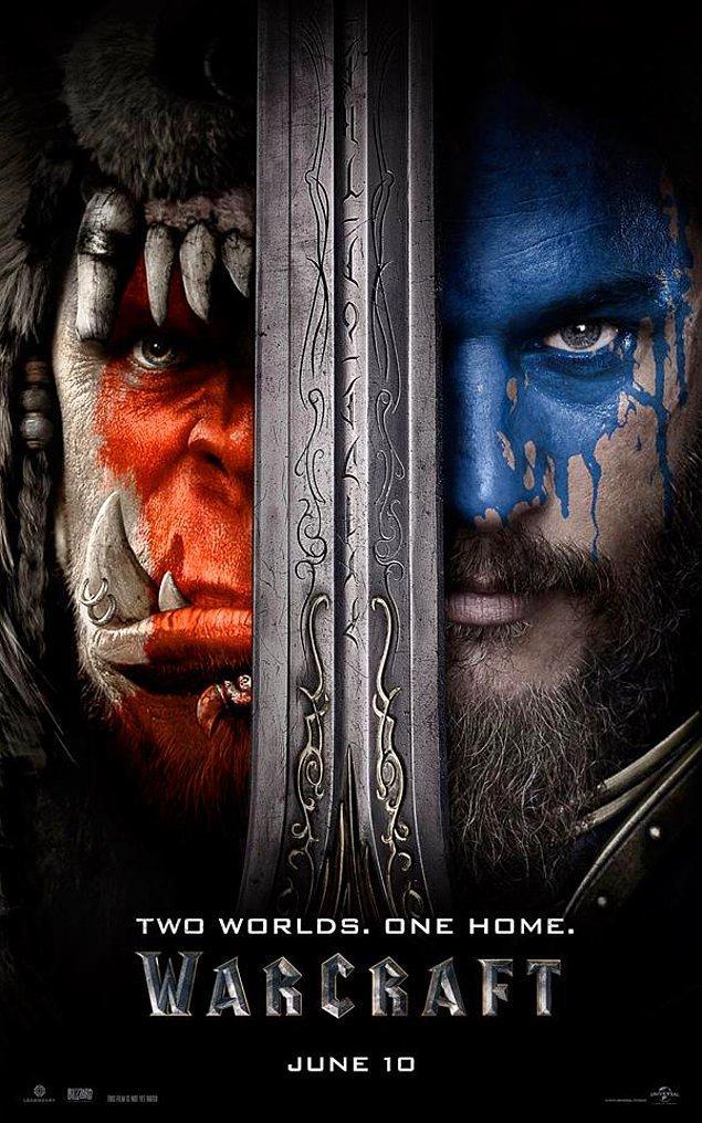 6. Warcraft (10 Haziran 2016)