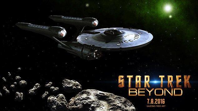 7. Star Trek Beyond (8 Temmuz 2016)