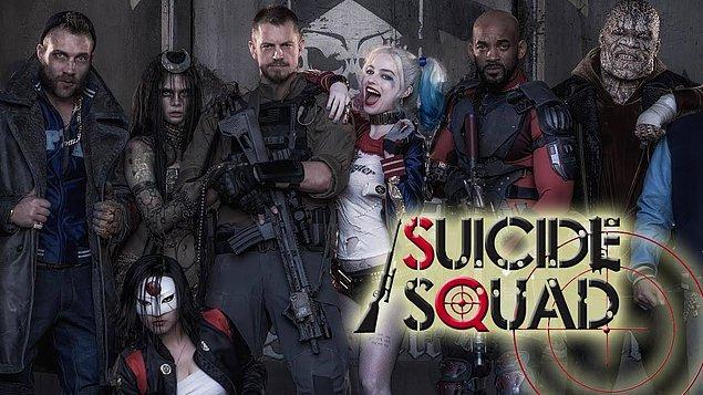 8. Suicide Squad (5 Ağustos 2016)