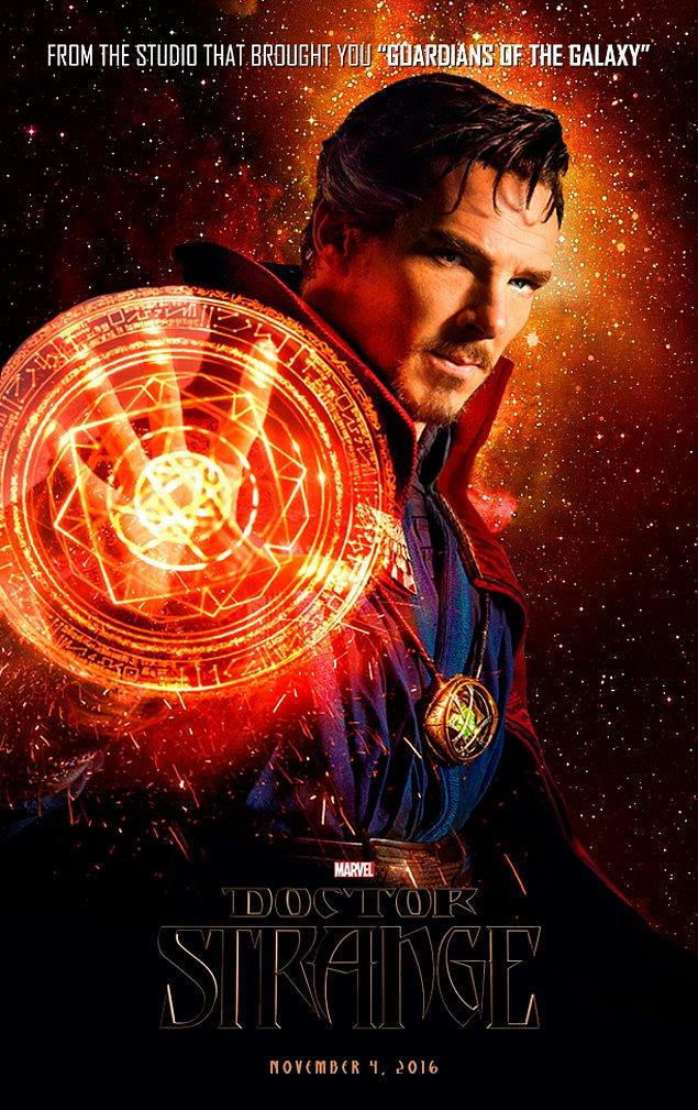 10. Doctor Strange (4 Kasım 2016)