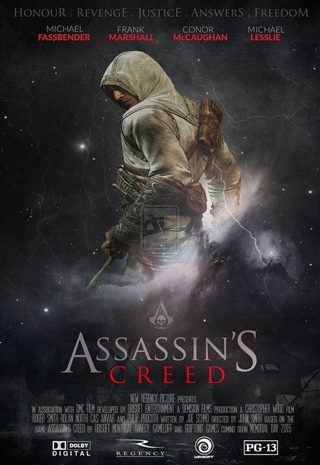 13. Assassin's Creed (23 Aralık 2016)