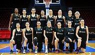 A Milli Kadın Basketbol Takımı Romanya'ya Gitti