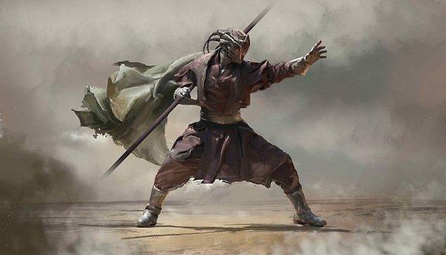 Korkusuz savaşçısın!