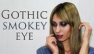 Gothic Smokey Eye Makyajı Nasıl Yapılır?