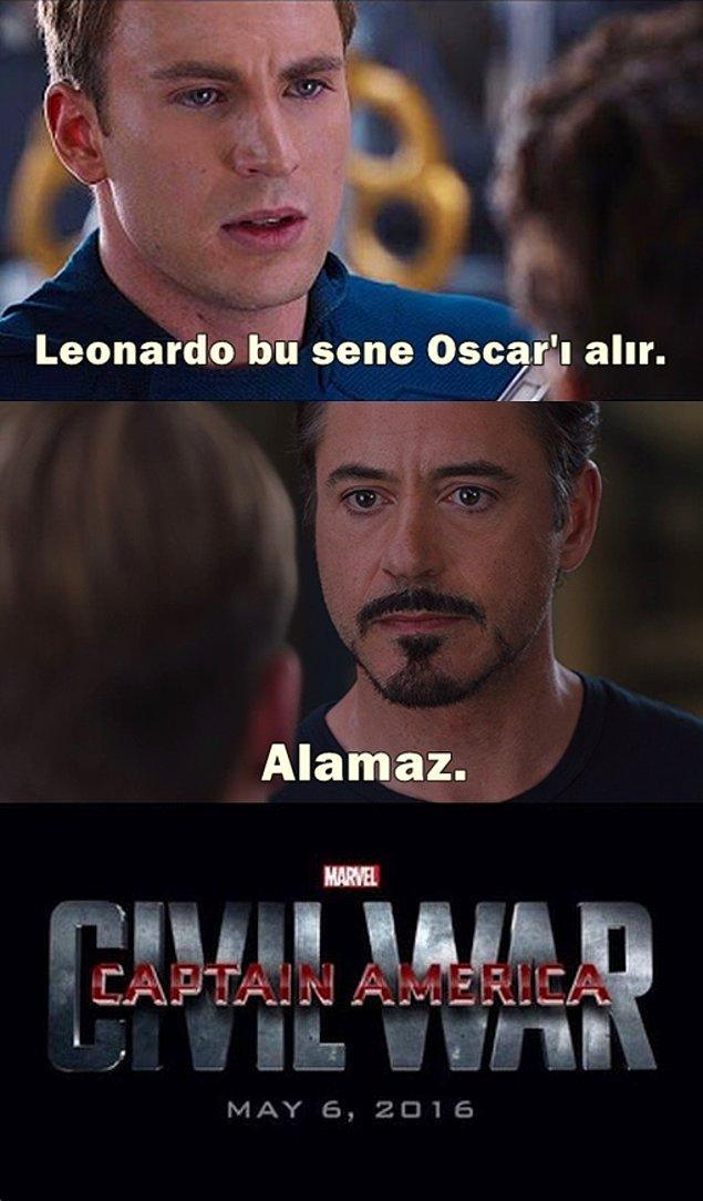 10. Leo duymasın.