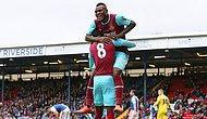 Emenike West Ham Formasıyla Siftah Yaptı