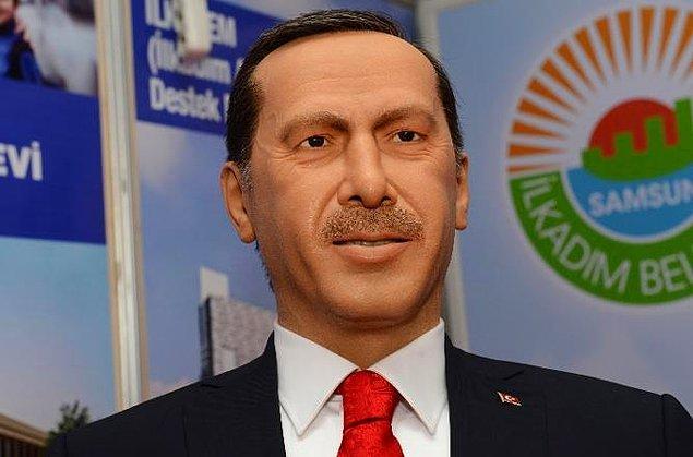 2. Tayyip Erdoğan