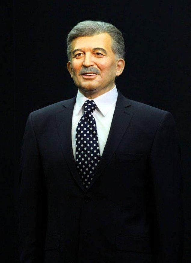4. Acayipli Abdullah Gül