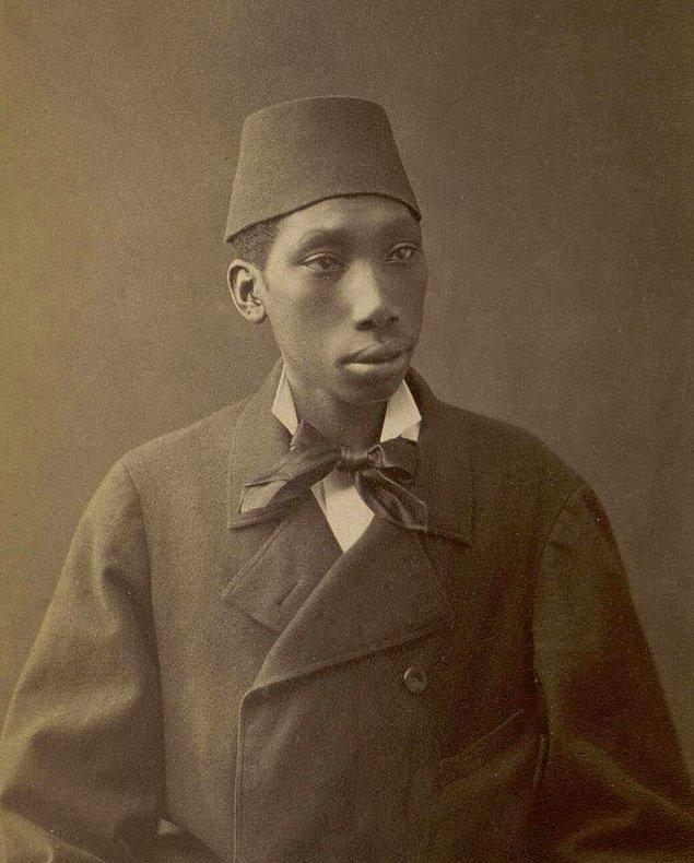 11. Osmanlı'da bir harem ağası, 1870'ler