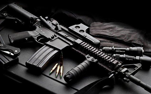 Silah ithalatının büyük kısmı Asya ve Ortadoğu ülkelerine yapıldı