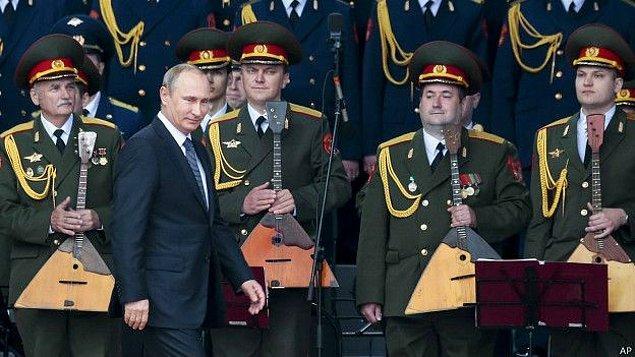 Silah ihracatının dörtte birini Rusya yapıyor