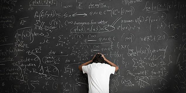 18. Hangisi Matematik biliminde kullanılan bir kavram değildir?