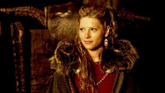 11. Viking kadınları günümüzdeki birçok ülke kadınından daha özgürdü