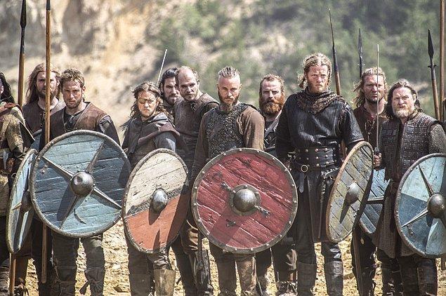 6. Vikingler kendilerine Viking demezlerdi