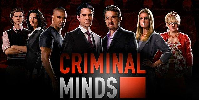16. Criminal Minds | (2005– )  |  IMDB / 8,2