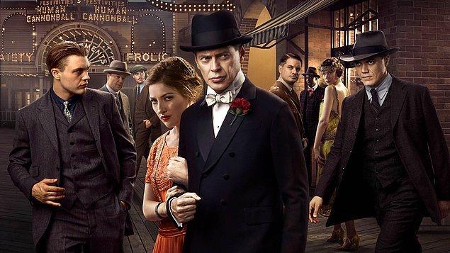 8. Boardwalk Empire  | (2010–2014) | IMDB / 8,6