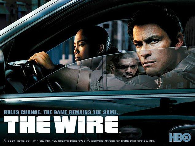 1. The Wire  | (2002–2008) | IMDB / 9,4
