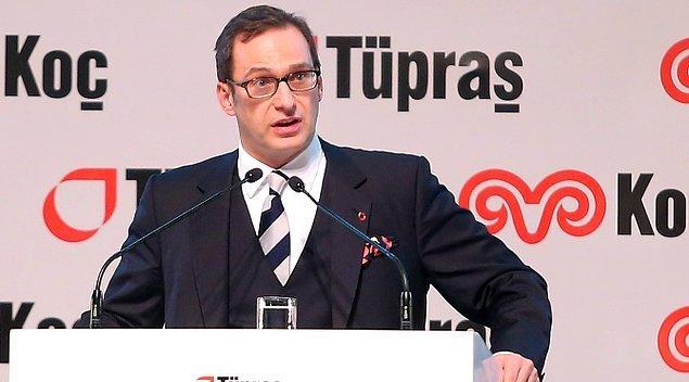 3. Koç Holding'de İlk Genel Kurula Kadar Başkan: Ömer Koç