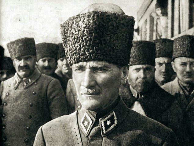 9. Türk Ordularının Başkomutanıyım