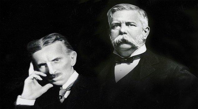 2. Tesla yalnız çalışırdı, Edison'un yüzlerce çalışanı vardı.