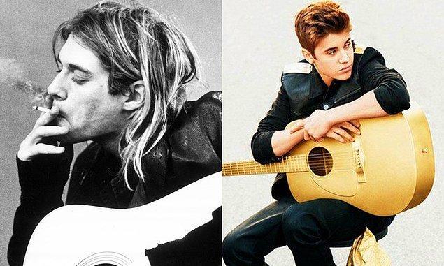 16. Tesla, Kurt Cobain'dir; Edison, Justin Bieber.